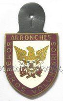B. V. ARRONCHES