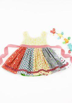 Matilda Jane Platinum Spectacular 8 Paneled Stasha dress $60