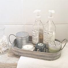Deko wohnung landhaus  aus Wasserflasche einen originellen Seifespender basteln ...