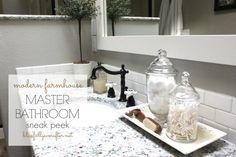 Master Bathroom- blissfullyeverafter.net