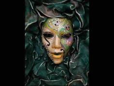 mascaras en mosaico - Buscar con Google