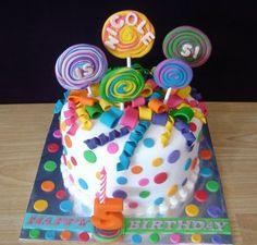 lollipop cakes - Google Search