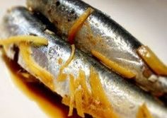 Sardines Simmered in Soy Sauce Recipe -  Let's cook Sardines Simmered in Soy Sauce by yourself!