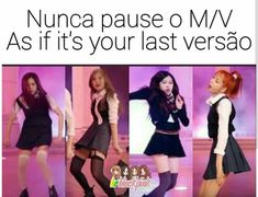 Memes Do Blackpink, Funny Kpop Memes, Bts Memes, Kpop Girl Groups, Korean Girl Groups, Kpop Girls, J Pop, Blackpink Photos, Funny Photos