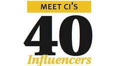 Top 40 CI Influencers Under 40