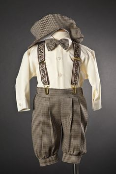 idea - Ring bearer outfit so sweet! #UnlimitedRomance