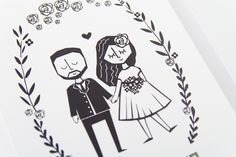 Wedding Favours Sign, Purple Wedding Invitations, Diy Invitations, Character Illustration, Photo Illustration, Art Inspo, Diy And Crafts, Character Design, Doodles