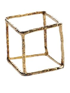 Shop Gemma Lister cube ring in Labour of Love from the world's best independent boutiques at farfetch.com. Over 1000 designers from 60 boutiques in one website.