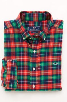 There is a time for everything. A time to plaid, and a time to... well, still plaid.