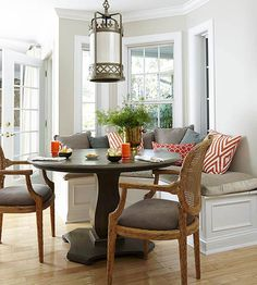 Chic Eating Nook
