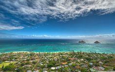 KAILUA, HI: We loved this city located in windward Oahu, we lived like the locals & rented a cottage in Lanikai. We enjoyed the beach, kayaking & hiking. Waimea Bay, Oahu Hawaii, Hawaii Hikes, Maui, Beach Fun, Beach Trip, Beach Travel, Hawaii Travel, Seychelles