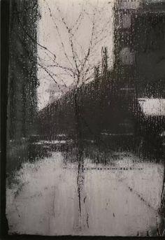 Alfred Stieglitz - Window of my Studio                                                                                                                                                                                 More