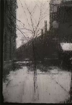 Alfred Stieglitz - Window of my Studio (? - couldn't find a reliable source.)