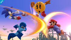 大乱闘スマッシュブラザーズ for Nintendo 3DS / Wii U:パックマン
