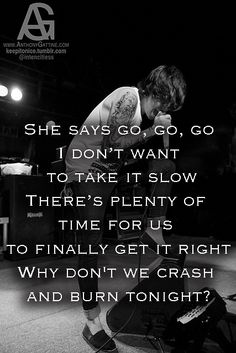 Madness | Go go go - SLeeping With Sirens