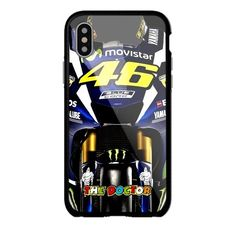 New Yamaha MotoGP 46 Rossi  For iPhone X 8 8+ 7 7+ 6 6+ 6s 6s+5 5s Samsung Case #UnbrandedGeneric