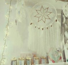 "Dreamcatchers made in ""my first box"" en boutique chez kaqoty et les squaws, 24 rue sainte ursule à Toulouse www.planchard.tumblr.com"