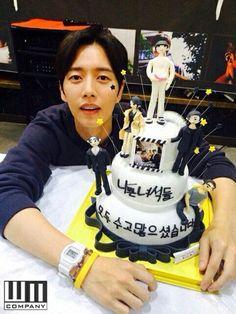 #HappyHaeJinDay Park hae jin