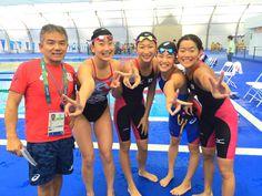 """池江 璃花子さんのツイート: """"サンパウロ合宿終わってしまいました…いい練習できた‼︎ 明日から選手村入ります! 楽しみだ〜〜…"""