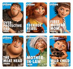 The Croods: Finally, a win for mom roles in kid movies Dreamworks Movies, Dreamworks Animation, Disney And Dreamworks, Disney Pixar, Animation Films, Kid Movies, Movies And Tv Shows, Movie Tv, Family Movie Night