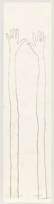 Louise Bourgeois - Body parts, 2006