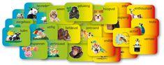 Alle positieve emotiekaartjes bij elkaar! Daar word je toch meteen VROLIJK van. Nu heel veel speltips op www.lekkerinjevelspel.nl