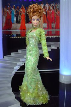 Barbie Miss Isle of Man Ninimomo 2012