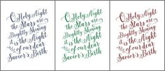 I love this hymn of faith to celebrate Christmas! It points us back to the true Reason for the Season   O Holy Night Free Printable