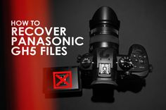 How To Recover Corrupt Panasonic and . Video Editing, Sd Card, Geeks, Canon, Software, Articles, Apps, Cannon, App