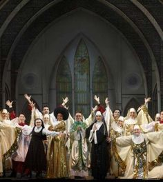 """Sister Act, l'ultima settimana in scena del musical piu' """"divino"""" della stagione!"""