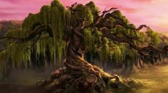 """""""Whomping Willow"""".. Harry Potter... 3D illusion.. - 3D Warehouse"""