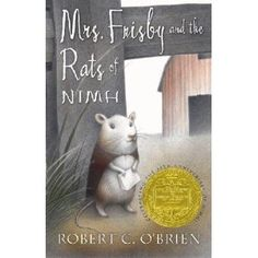 #78 - Mrs. Frisby and the Rats of NIMH by Robert C. O'Brien