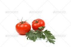 Tomatoes with parsley ...  color, composition, diet, dieting, eating, food, freshness, gourmet, green, group, healthy, heap, ingredient, juicy, leaf, lifestyle, low-calorie, lunch, meal, natural, nobody, parsley, perfect, plant, raw, red, round, snack, spice, tasty, tomato, vegetable, vegetarian, vitamin, white