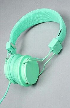Mint Urbanears! These are some of the other headphones I would LOVE to have:) Just an ideal...
