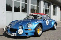 1974 Renault Alpine A110 1800 Gruppe 4