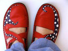 Peinture sur chaussures Lyric Art: Tutorial: Painting Shoes