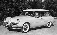 1955 Studebaker Commander Conestoga Station Wagon