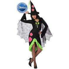 Disfraz de bruja adulta #disfraces #halloween