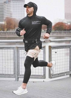 Men's Activewear, Mens Athletic Fashion, Moda Academia, Gym Outfit Men, Athleisure Outfits, Gym Style, Streetwear, Gym Men, Sport Outfits