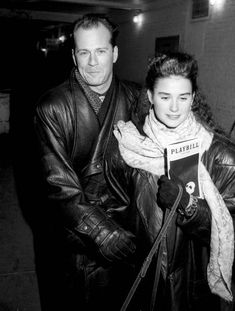 Famous couples: The most shocking splits of all time Bruce Willis and Demi Moore Demi Moore, Bruce Willis, Hollywood Couples, Celebrity Couples, Old Hollywood, Divas, Luke And Laura, Cybill Shepherd, Michael Hutchence
