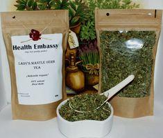 Lady's Mantle Herb Tea Alchemilla Vulgaris by HealthEmbassy