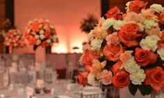 Close up! #wedding #Coral #love
