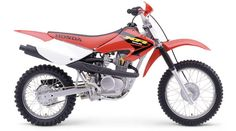 Click on image to download 1998-2003 HONDA XR80R XR100R 4-STROKE MOTORCYCLE MANUAL