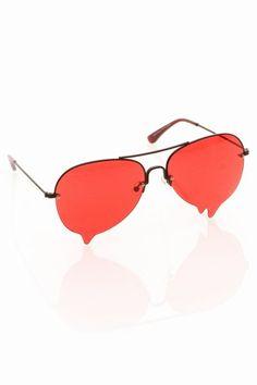 Melty sunglasses.