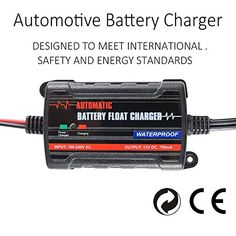Amazon.com: MICTUNING 6V 12V Intelligent Fully Automatic Battery Float Charger / Maintainer: Automotive
