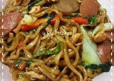 Mie goreng special+kecap ikan Mie Goreng, Nasi Goreng, Food N, Food And Drink, Fun Cooking, Cooking Recipes, Pasta Recipes, Cake Recipes, Indonesian Food