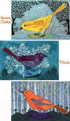 Geninne Zlatkis Mexican Watercolours                                                                                                                                                                                 More
