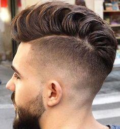Pompadour Hamburg tóc nam đẹp phankt092 on