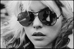 Debbie Harry nella metà degli anni Settanta (Chris Stein)