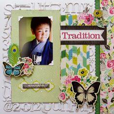 Crate On Trend.『Tradition』 by Miyuki Kawakami